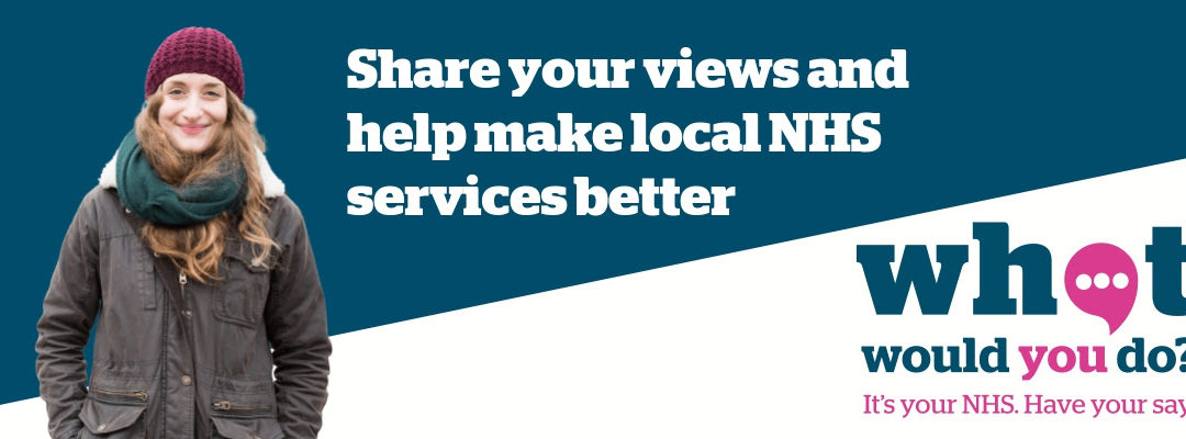 The NHS in Wirral is changing, and it needs your help