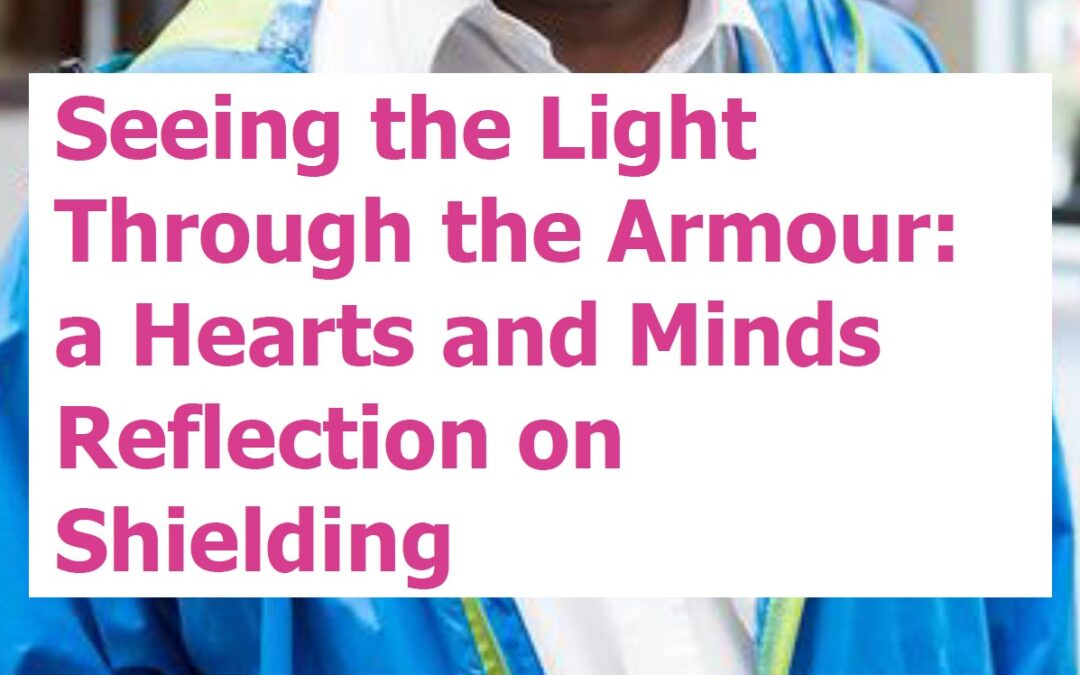 Seeing the Light Through the Armour: a Hearts and Minds Reflection on Shielding